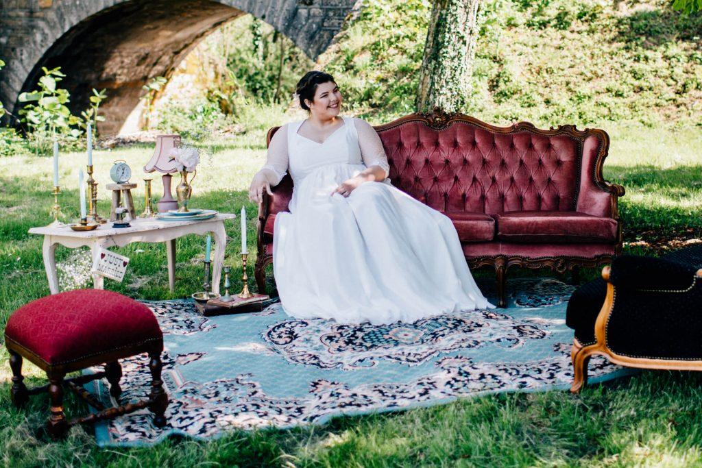 robe de mariee grande taille kaa couture