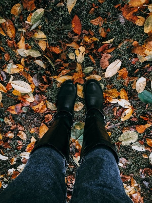 bottes mollets large pour femme ronde