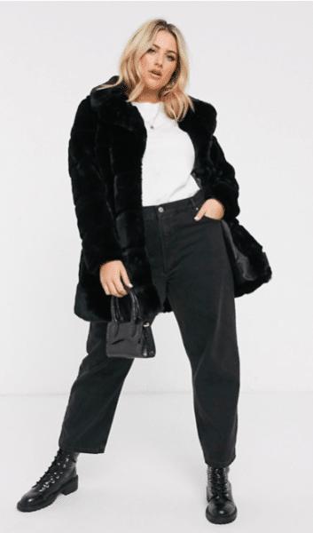 Manteau femme grande taille: conseils et idées looks pour être tendance cet hiver