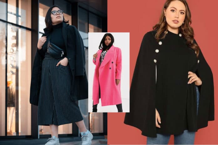 manteau femme grande taille comment le porter tendance