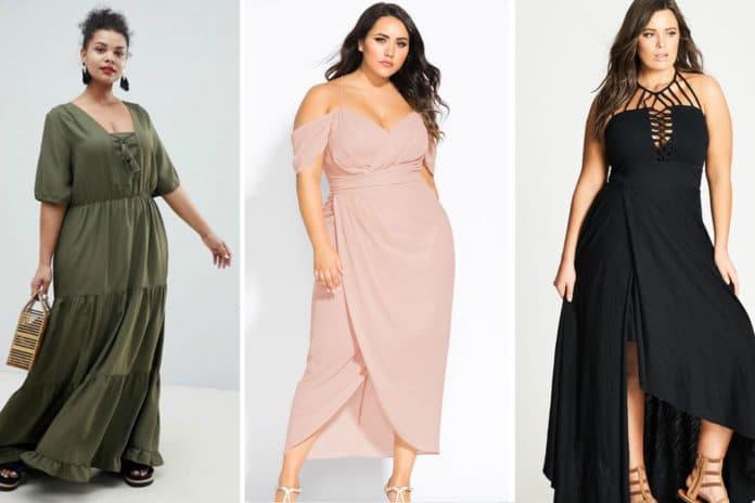 Robe longue grande taille : comment la porter avec style ? Conseils, idées looks, et erreurs à éviter