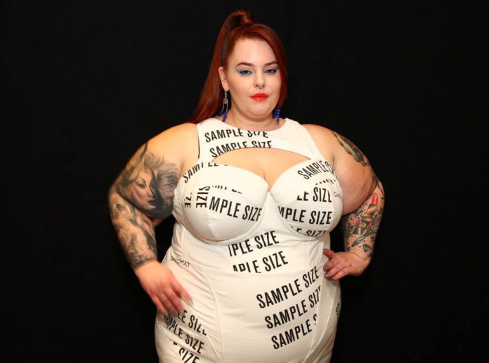 tess holliday mannequin grande taille