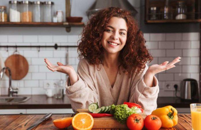 Rééquilibrage alimentaire femme