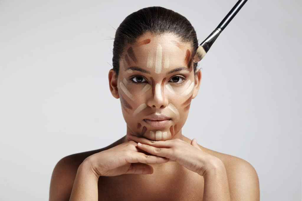 Technique contouring