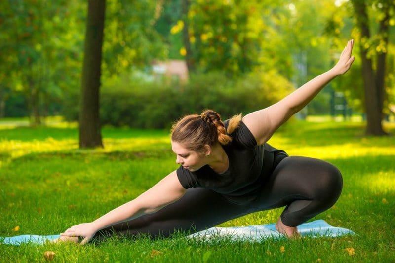 Yoga ronde