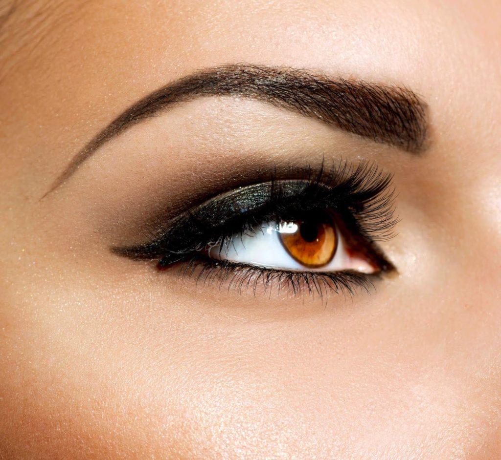 Smoky Eyes oeil marron