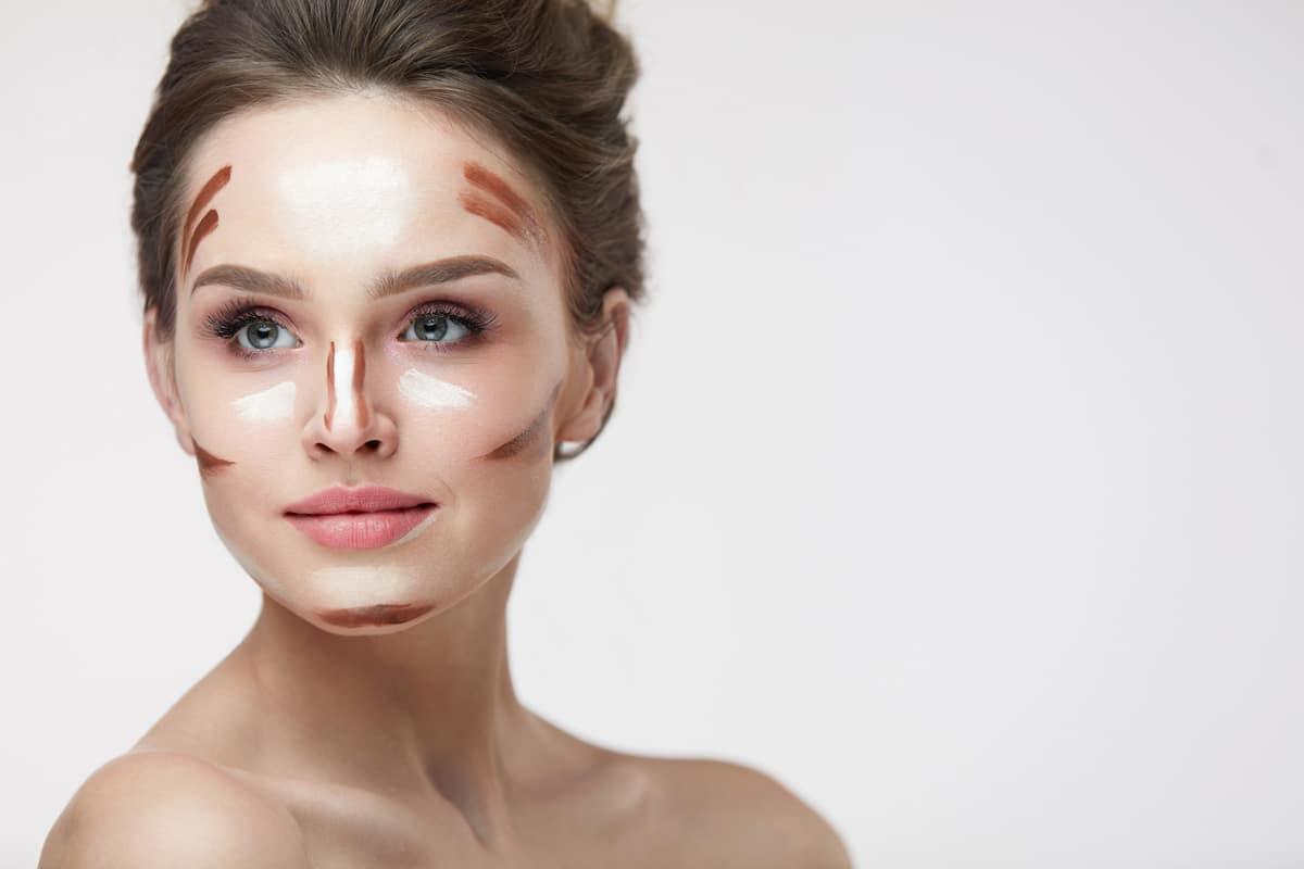 comment maquiller un visage rond (2)