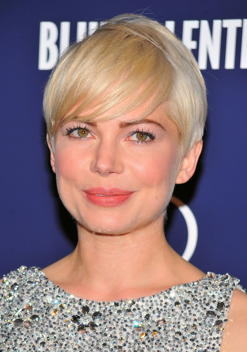 michelle williams coupe pixie