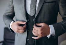 comment choisir un costume de maiage rande taille