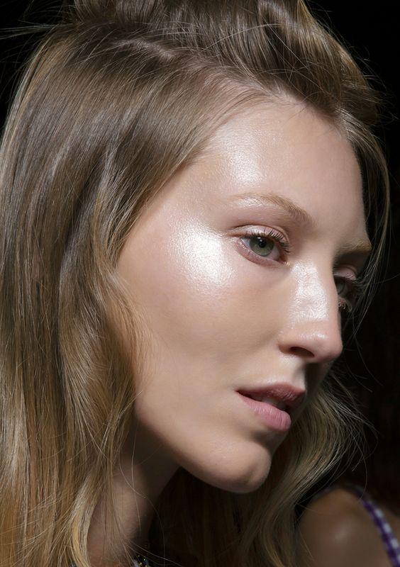 maquillage dolphin skin