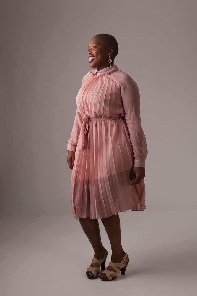 robe mi longue grande taille (2)