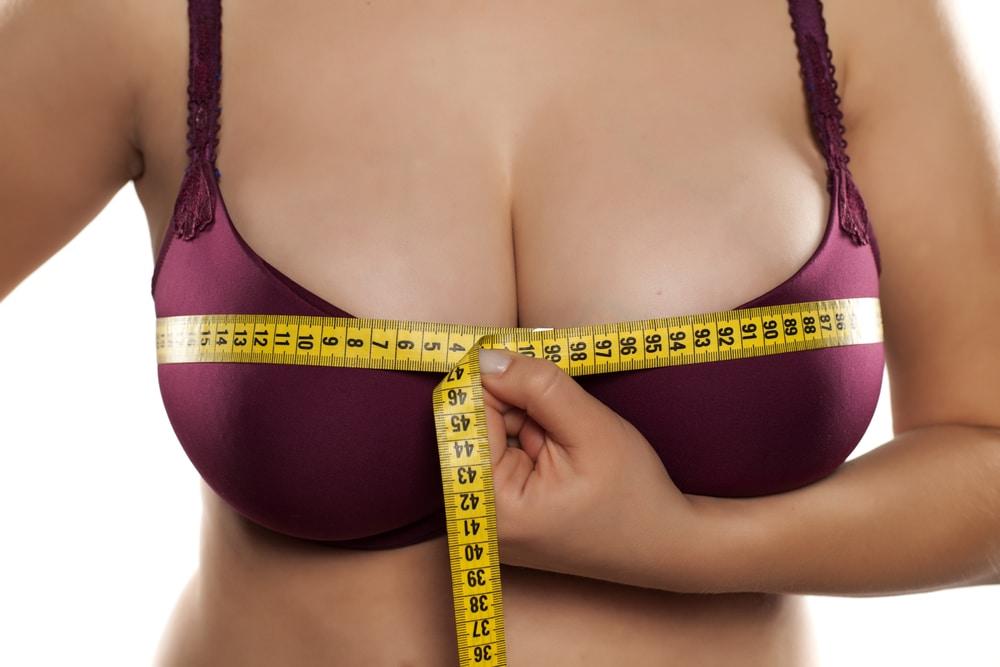 choisir sous-vêtements avec forte poitrine