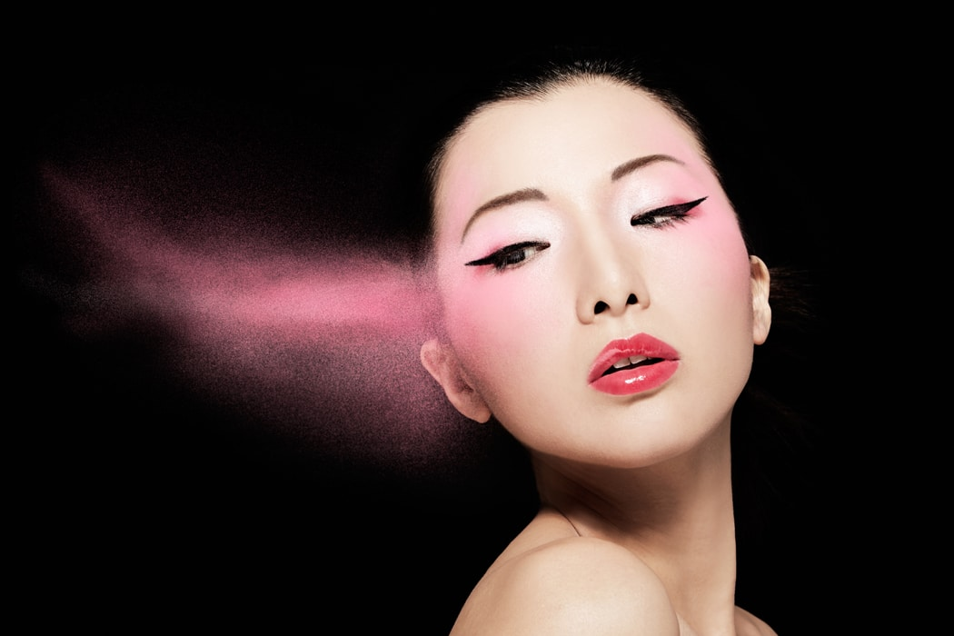 ophero maquillage japonais