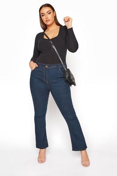 pantalon grosses cuisses