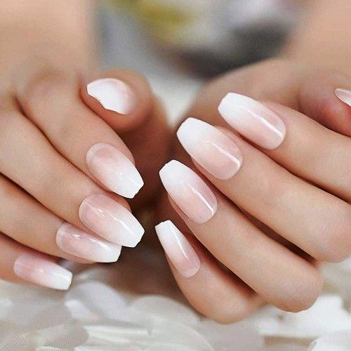 babyboomer nail art