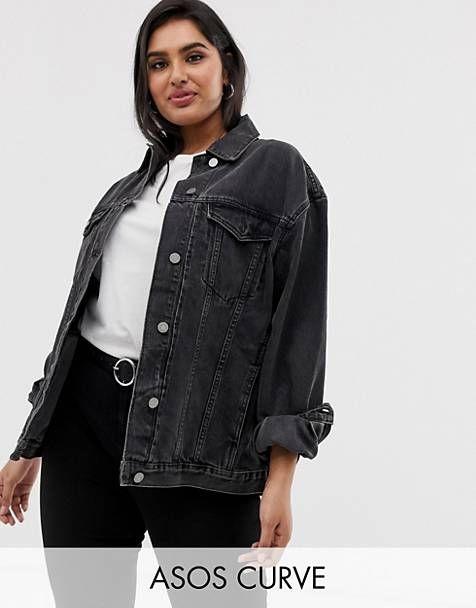 porter veste en jean longue quand on est ronde