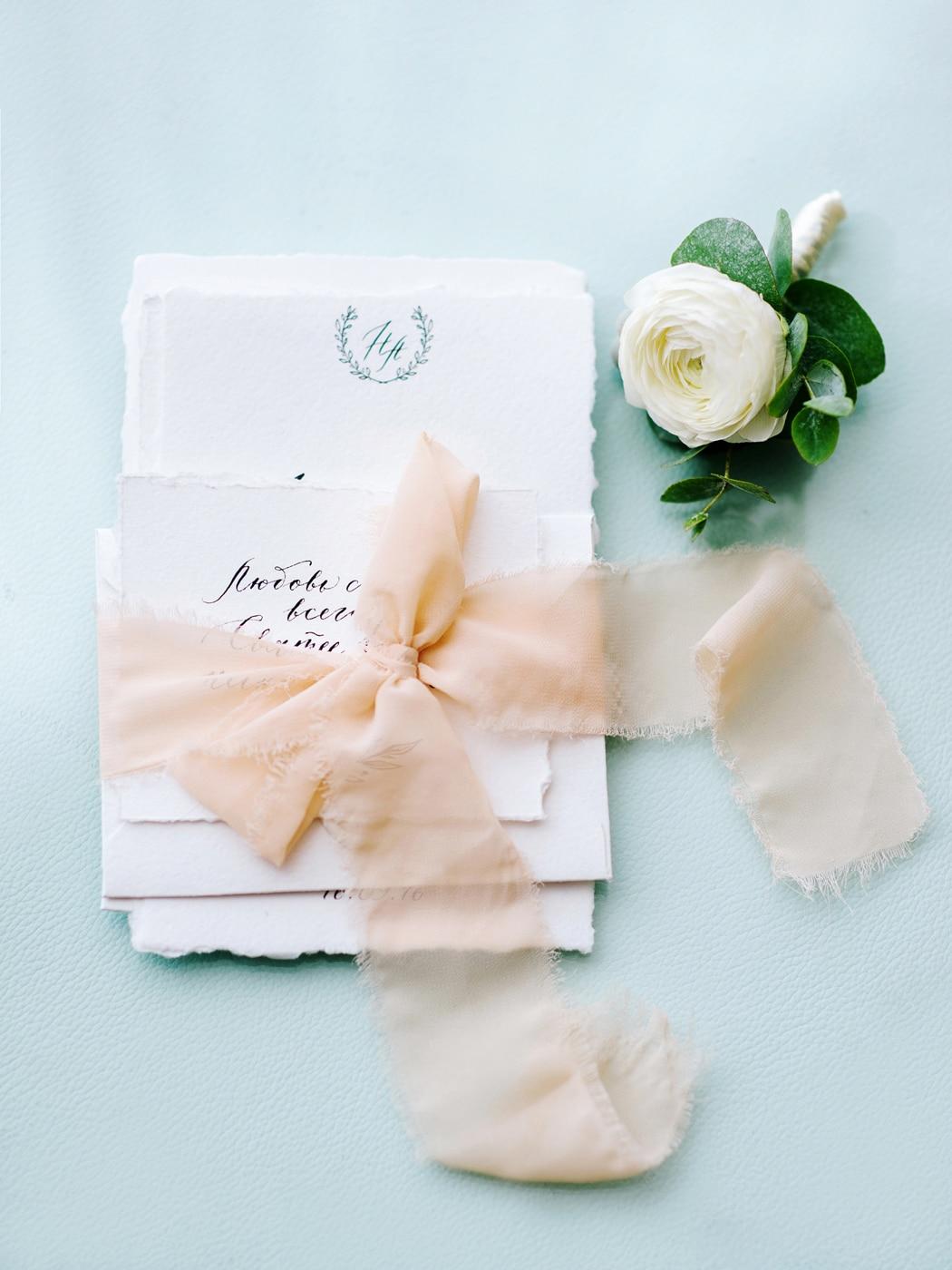 invitation mariage originale