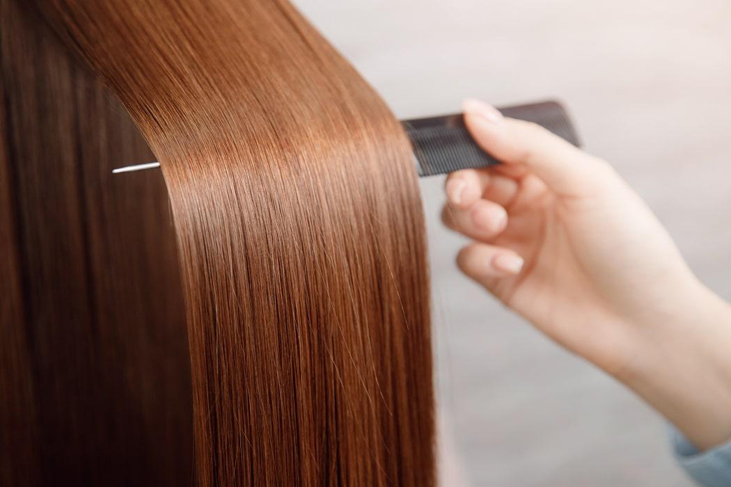 comment lisser cheveux sans lisseur