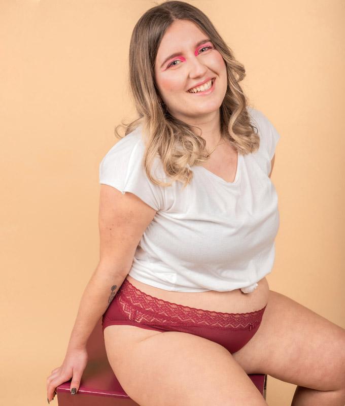 culotte menstruelle herloop