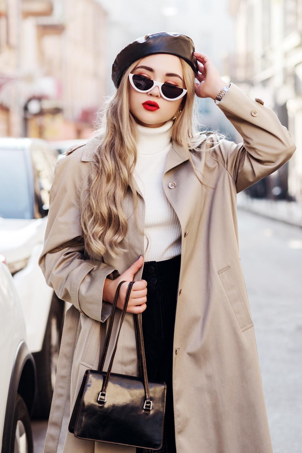 vêtements vintage femme ronde