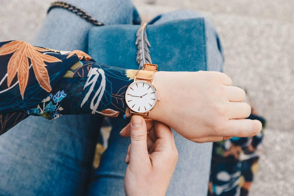 Comment choisir une montre quand on a un poignet fort ?